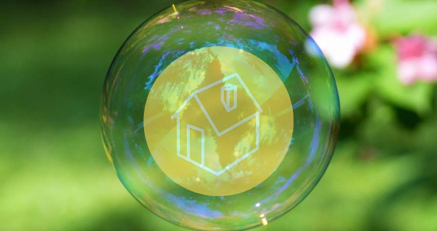 Verwachting en vrees voor klappen huizenbubbel