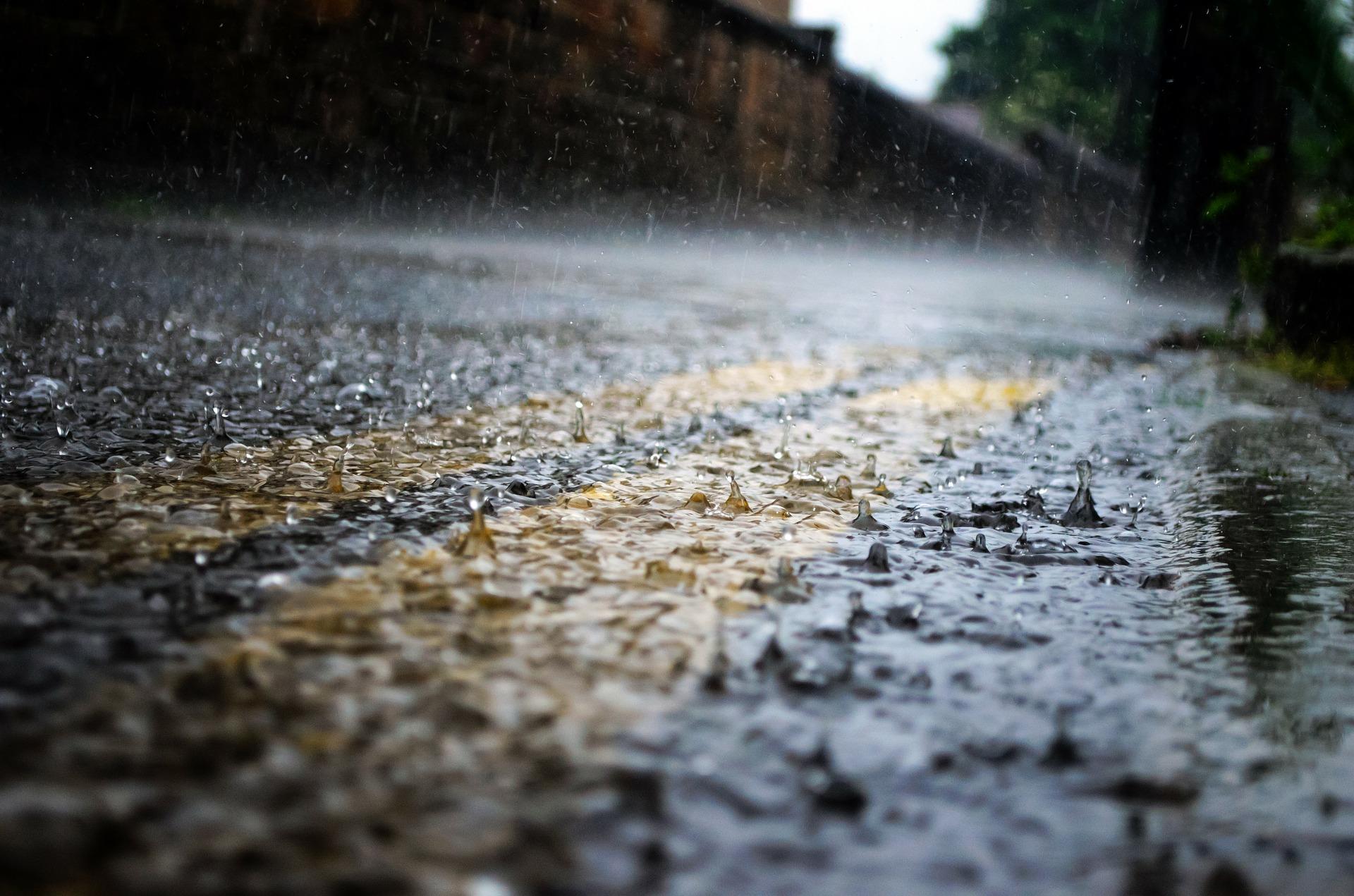 Wat te doen bij waterschade door regen?