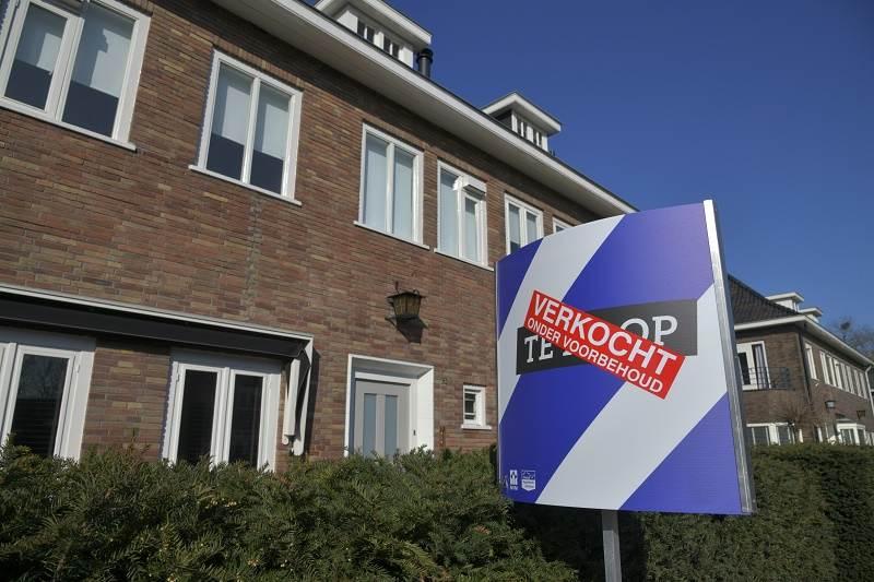 Gemiddelde huizenprijzen stijgen nog steeds