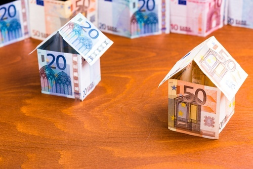 Woningmarkt floreert