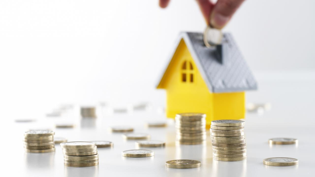 Hypotheekrente onder één procent