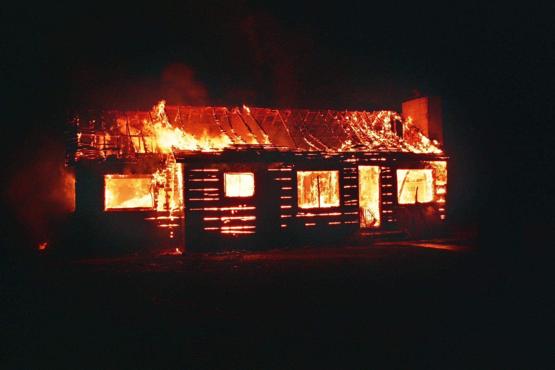 Brandschade grootste aandeel in totale schadelast