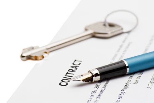 ontbindende voorwaarden koopovereenkomst